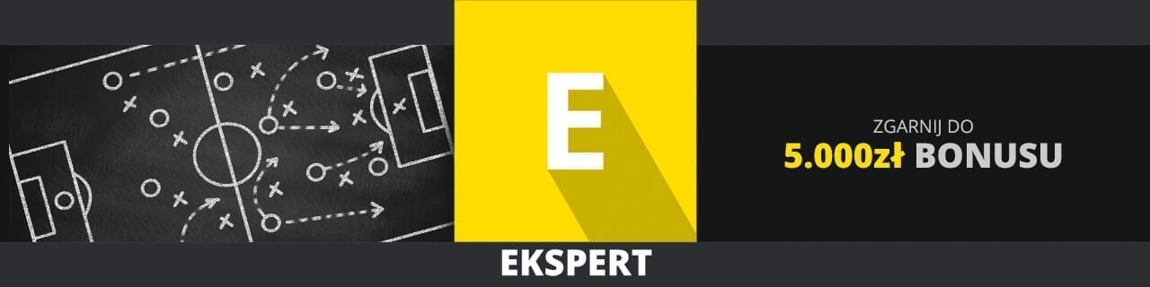 Fortuna – Ekspert bonus do 5000 PLN