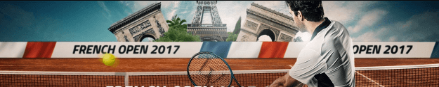 French Open 2017 – turniej w LV Bet