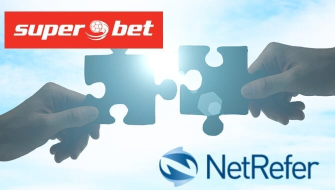 Rumuński bukmacher Superbet uruchomił program partnerski NetRefer