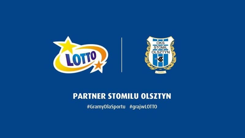 Lotto partnerem Stomilu Olsztyn