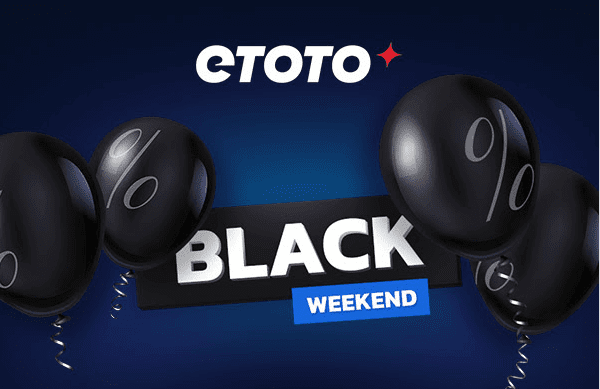 Ekstra freebet na Black Friday w ETOTO